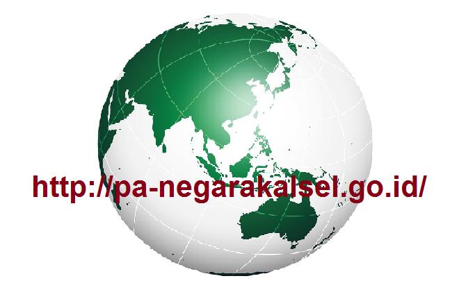 Selamat Datang Di Website Pengadilan Agama Negara